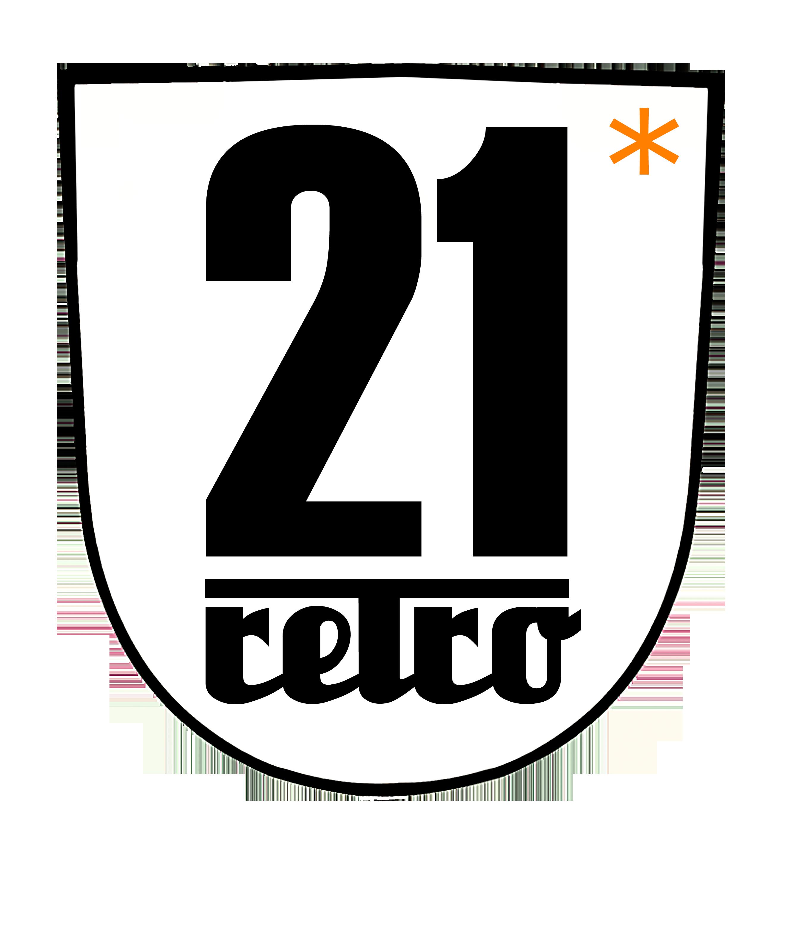 retro21 Logo